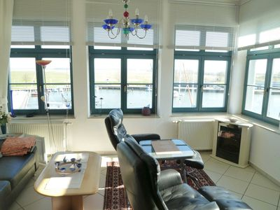 Photo for Marina idyll, direct water, 2 bedr. - Sun apartment residence on the water