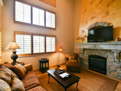 Photo for 5 Star Luxury Townhome with Deluxe Home Theater and Private Hot Tub