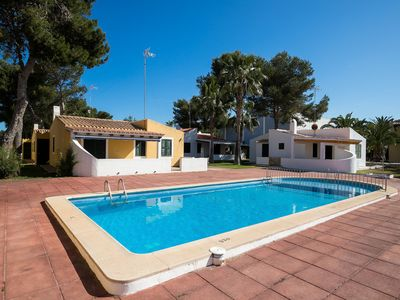 Photo for With communal pool and garden near the beach - Casa Son Xoriguer 6