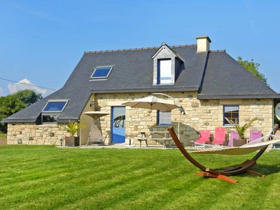 Photo for Vacation home in Telgruc - sur - Mer, Finistère - 6 persons, 3 bedrooms