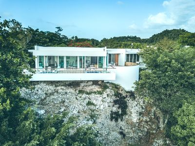 Photo for Casa Grande   Stunning grand house with breathtaking view in Aguadilla