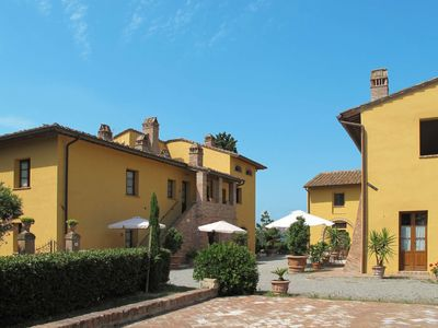 Photo for Apartment Tenuta Il Casale (SMN161) in San Miniato - 6 persons, 2 bedrooms