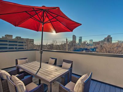 Photo for NEW! Denver Townhome-Walk to City Park & Downtown