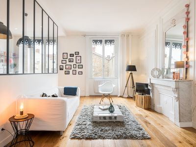 Photo for 1BR Apartment Vacation Rental in Lyon, Rhône