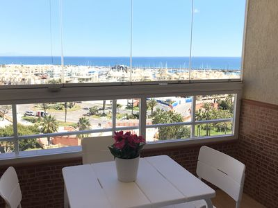 Photo for Tamarindo One Bedroom, Sea Views and Port Views