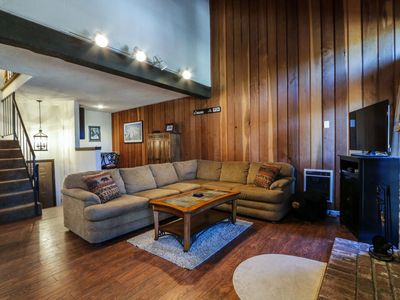 Photo for Stones Throw to Remodeled Canyon Lodge! 3-Story Townhome, Sleeps up to 9!