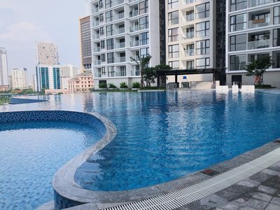 Photo for CLEAN&COZY SERVICED APARTMENT VINHOMES SKYLAKE