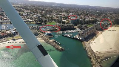 ACAILL 450 METRES FROM GLENELG WEIR