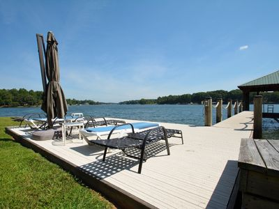 Photo for Big Water Views @ Lake Norman