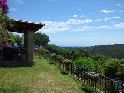 Photo for Villa with Spectaculars Sea and Mountain views for 6 people with WiFi.