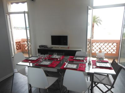 Photo for Beach and stunning sea views, beautiful new apartment