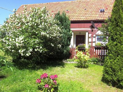 Photo for Quaint Holiday Home in Ehrenberg with Private Terrace