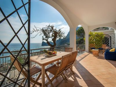 Photo for Fantastic Casa Colette to rent in Nerano (near Sorrento) by My Rental Homes
