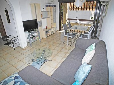 Photo for Beautiful 3-room apartment with a covered balcony, which is suitable for families with children