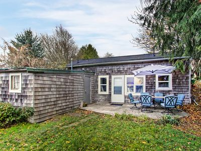 Photo for NEW! Cabin w/ Puget Sound Views on Vashon Island!