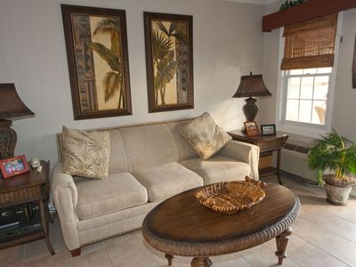 Photo for Awesome oceanview close to dining,shopping & Coligny