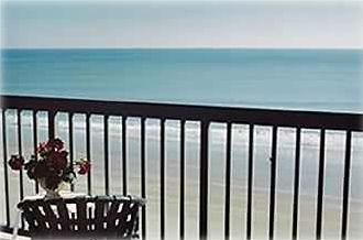 Awesome direct oceanfront view from this spacious corner unit w/ large balcony