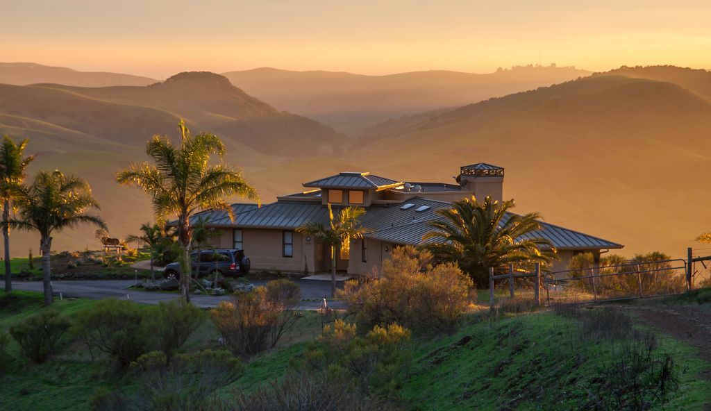 Epic ocean view luxury ranch home cambria - What is a ranch house ...