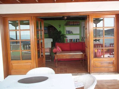 Photo for 3 bedroom Villa, sleeps 6 in Nazaret with Pool and WiFi