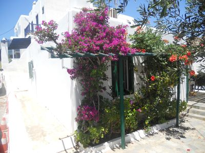 Photo for Charming House in Platy Gialos Mykonos