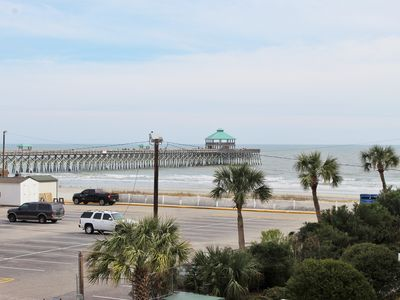Pier Point Villas B202 ~ Ocean Views & Beautifully Decorated!