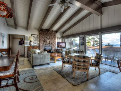 Photo for Waters Edge Bay: Deck with BBQ, Close to Boating, Biking