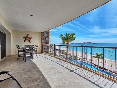 Photo for Sonoran Sky 409 A License To Chill 3 BR Oceanfront
