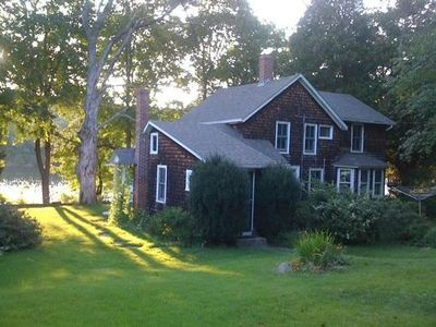 Photo for Waterford Waterfront! Charming 4BR Cottage on the Niantic River!
