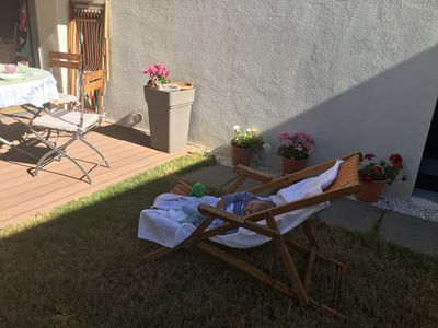 Photo for Double room with bathroom and breakfast included in Cagliari