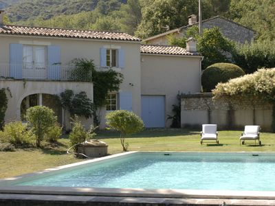 Photo for Lovely Guest Home full of charm in the Luberon
