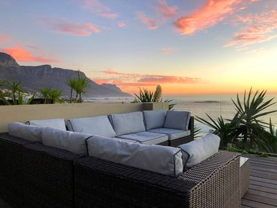 Photo for Beach House Camps Bay