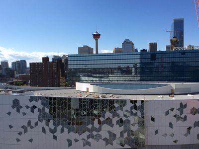 Photo for Voila! Your Oasis in Calgary Downtown East Village (Sleeps 5)