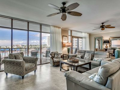Photo for Stunning 2nd Floor Oceanfront Condo with Amazing Views in North Beach Plantation