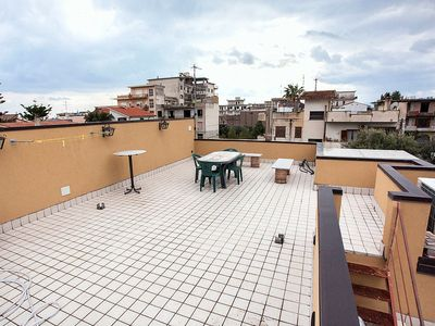 Photo for Appartamento Ermes B: A welcoming apartment situated at a short distance from the beach, with Free WI-FI.