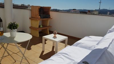 Photo for Penthouse in historical center of Vélez-Málaga. Free parking in building.