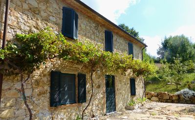 Photo for EcoTourism In Tuscany  Secluded 4Bed Organic Farmhouse, Own Pool In Lovely Area