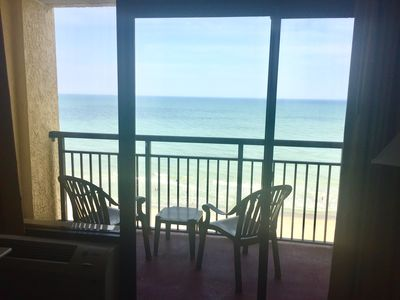 Photo for Oceanfront 1 Bedroom suite, Recently remodeled