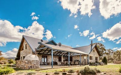Photo for Crystal Hill Homestead, Family Farmstay. Pet Friendly, 2 hours from Sydney