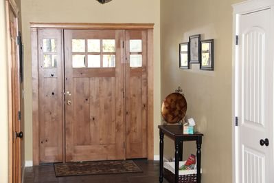 Inviting warmth and coziness welcomes you when you enter this home