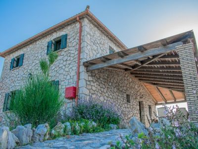 Photo for Vacation home Villa Dimitris in Volimes - 6 persons, 3 bedrooms