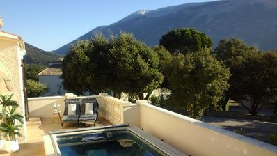 Photo for NEW! Luxury! Treat yourself... Jacuzzi & Endless swimming pool + Stunning  view!