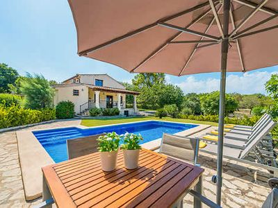 Photo for Traditional Villa w/pool & BBQ, between Alcudia & Pollensa