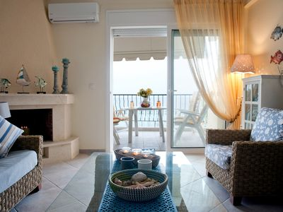 Photo for Alpha Suite - Beautiful apartment on the beach