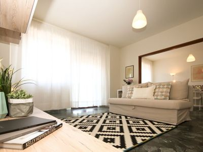 Photo for Large apartment in front of train station, perfect base to also visit other cities close to Padua