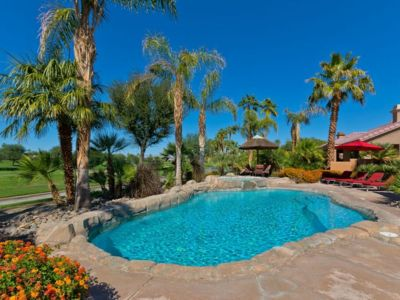 Photo for MAJESTIC PGA WEST POOL HOME ON THE WEISKOPF COURSE W/ CASITAS