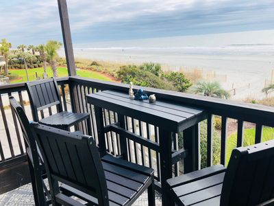 Photo for Oceanfront View with an Upgraded Interior