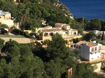 Photo for Luxury Four Bedroom Villa with Beautiful Sea Views, Javea, Spain