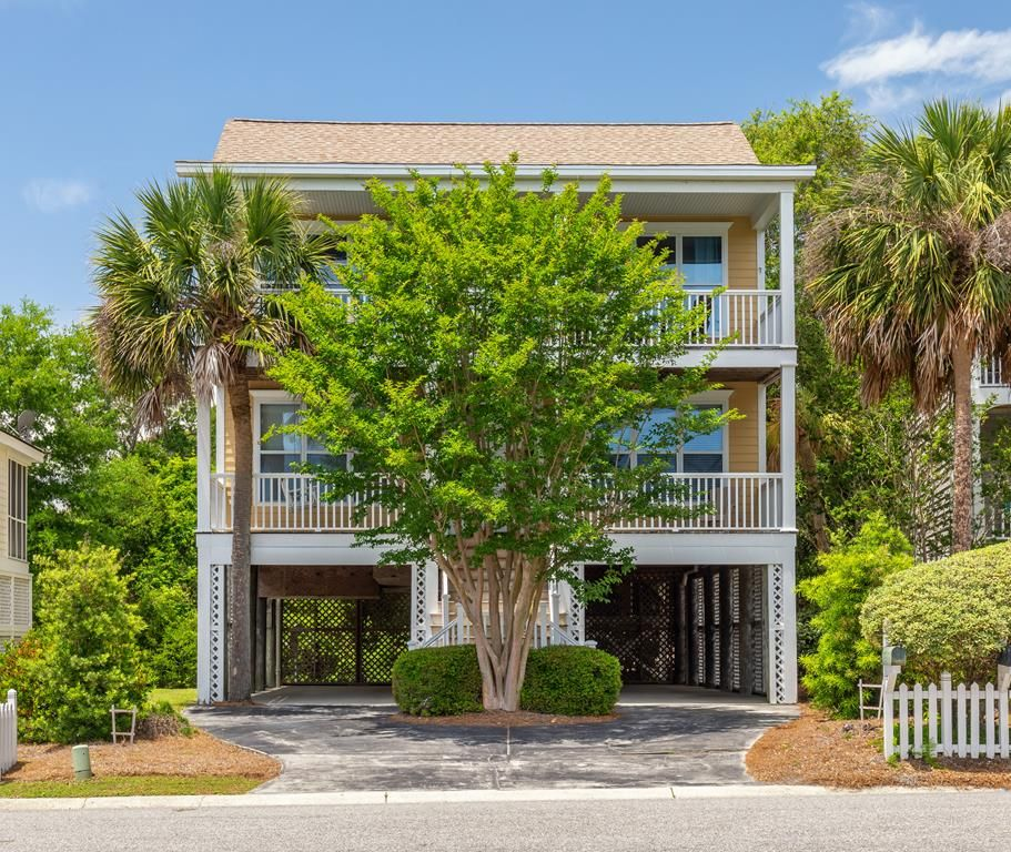 Beach House Isle Of Palms: Perfect Pe...
