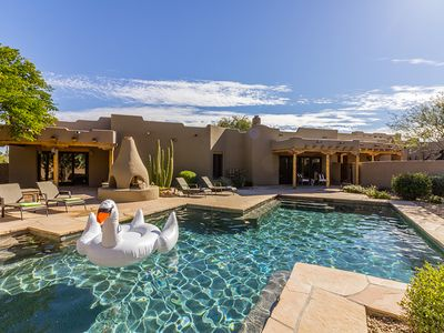 Photo for MUMMY MTN ESCAPE! STUNNING PARADISE VALLEY ESTATE