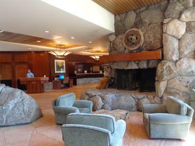 Photo for Resort at Squaw Creek: Forest View Fireplace Suite